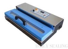 Non-nozzle vacuum sealer