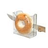 Acrylic Bagel Slicer / Holder, kitchenware, tableware
