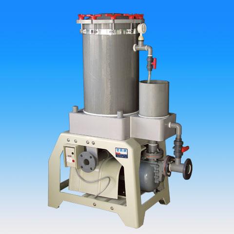 PP/PVC/PVDF Chemical Filter