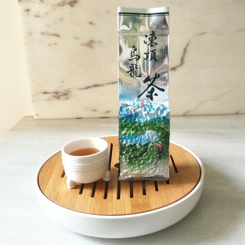 Dong Ding Oolong Tea 01