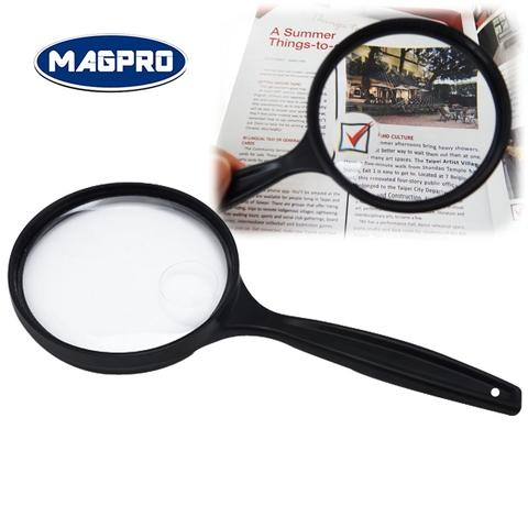 Reading Magnifying Glass Low Vision Aid Pocket