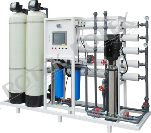 BW series Reverse Osmosis System