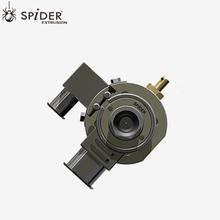 insulation coating manual centering extrusion crosshead