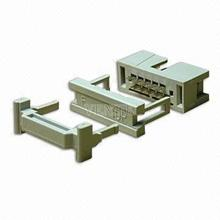 IDC Connector, Made of PBT and Glassfiber