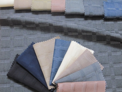 Tencel  dobby fashion fabric