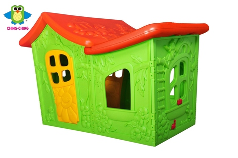 OT-12A forest villa (play house) with two door- toy