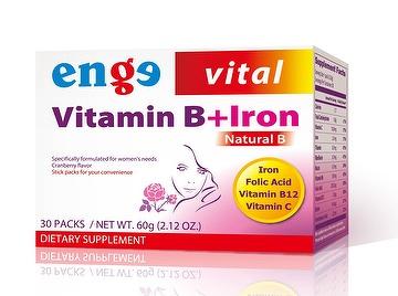 enge Vitamin B+Iron