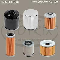 10_MOTORCYCLE OIL FILTERS