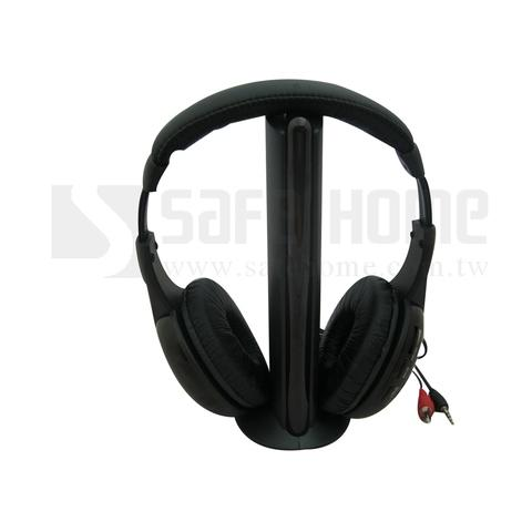 5 in 1 wireless headset microphone, wired headset