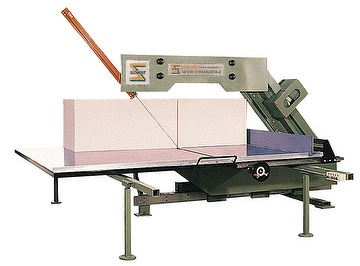 VERTICAL AND ANGLE CUTTING MACHINE