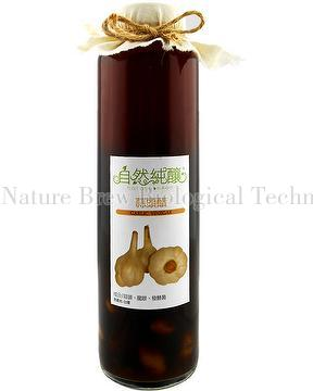 Organic Garlic vinegar