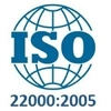 ISO 22000:2005 specifies requirements for a food safety management system where an organization in the food chain needs to demonstrate its ability to control food safety hazards in order to ensure that food is safe at the time of human consumption.  It is applicable to all organizations, regardless of size, which are involved in any aspect of the food chain and want to implement systems that consistently provide safe products. The means of meeting any requirements of ISO 22000:2005 can be accomplished through the use of internal and/or external resources.