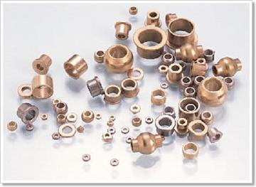Bronze Bushings, Other Bearings, Mechanical Parts.
