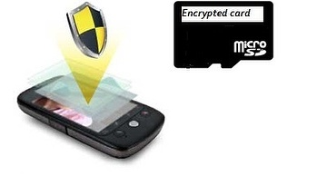 Encrypted mobile communication