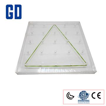 OH Square Geoboard 15CM