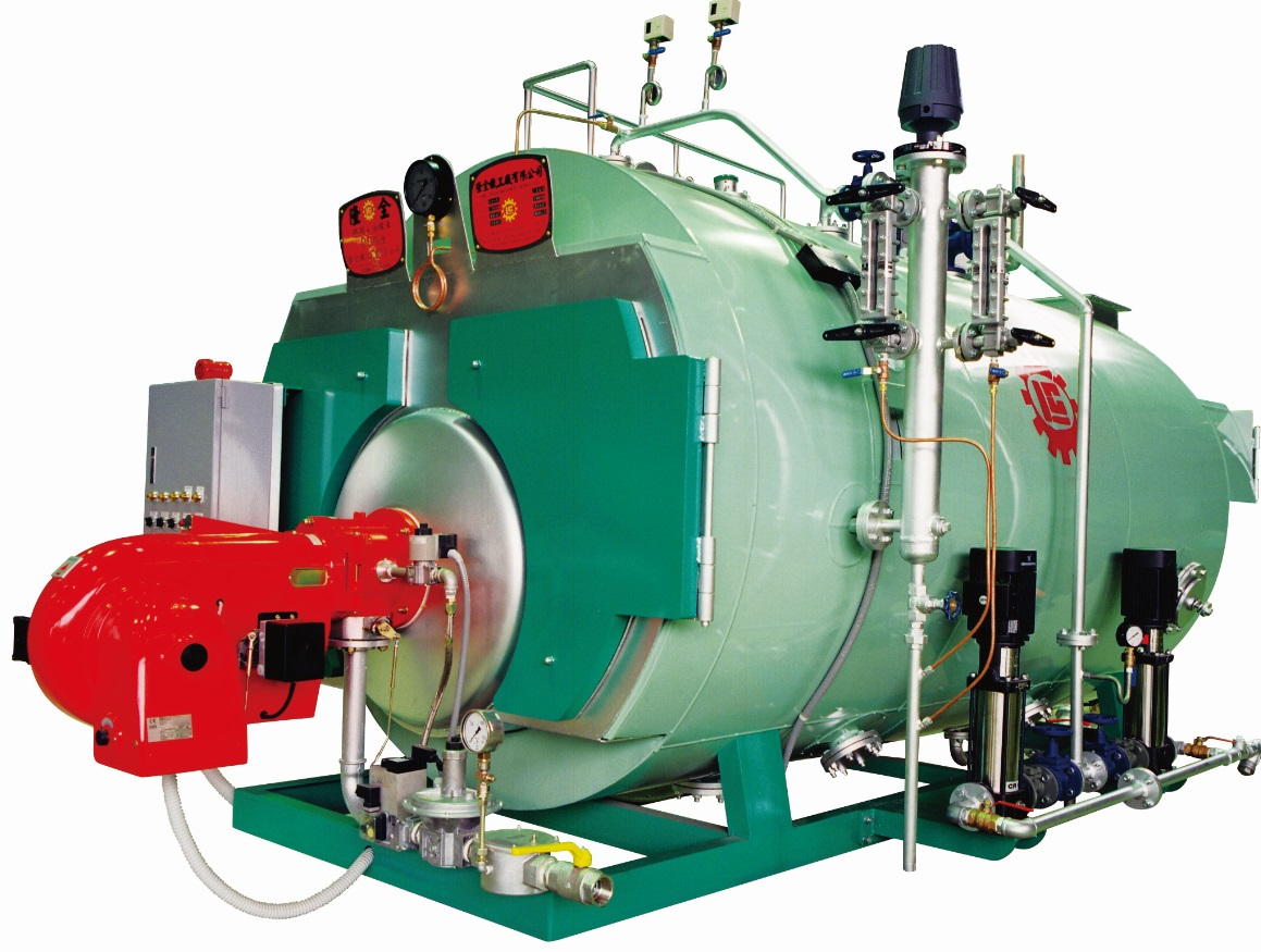 Taiwan Oil / Gas Fire Tube Steam Boiler | Taiwantrade.com