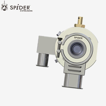 co-extrusion electric crosshead die