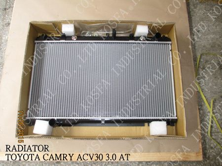 RADIATOR ASSY for TOYOTA CAMARY ACV30 3.0 AT