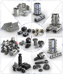 Taiwan Machine Vise,Parts, Components & Accessory For
