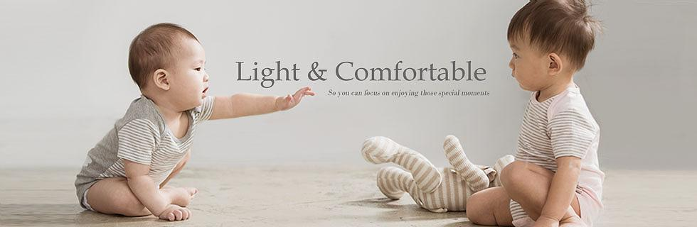 Light&Comfortable