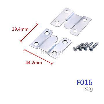 Taiwan Metal Wall Flush Mount Picture Mirror Glass Hangers