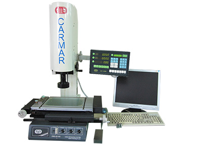 2D optical image measuring instrument