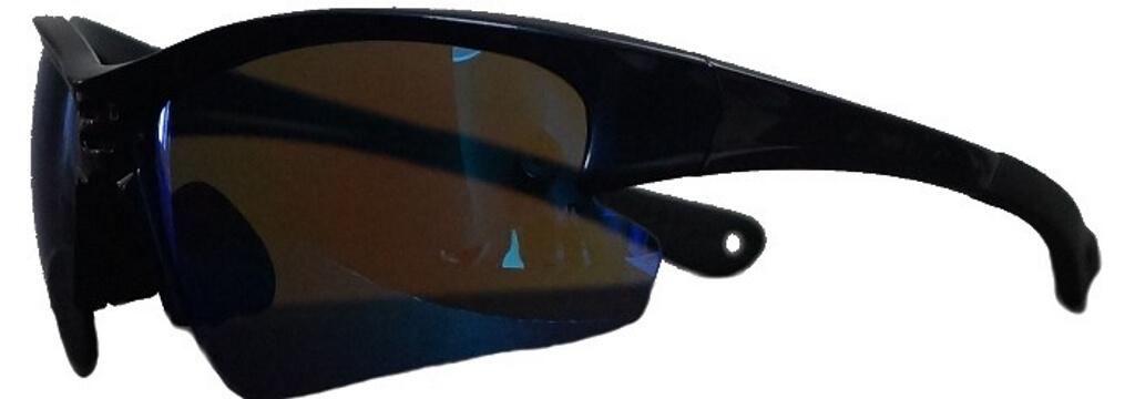 a718ab77fe9 Taiwan A1589 Black Sports Sunglasses for Men