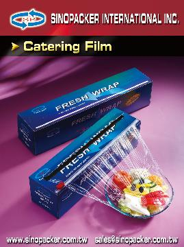 Cutter Box for Catering ,PVC Cling Film, Food Warp Film
