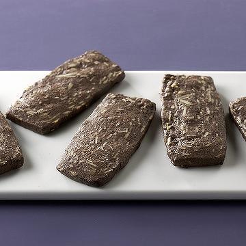 Chocolate Almond Cookies / Dessert / Cookies
