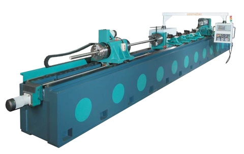 Bar Type Deep Hole Drilling Machine GD-1RSM-3000 L / NC