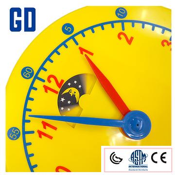 Moon Sun Clock (L) 30cm