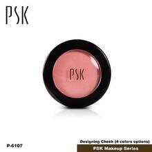Taiwan PSK Make Up Moisturizing Designing Cheek Blusher