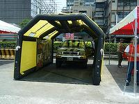 Inflatable Tent 充氣式指揮帳篷