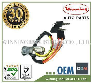 Ignition Switch Renault WN-02-043 256419 77010383