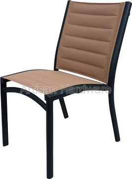 Tremendous Taiwan Patio Furniture Aluminum Waratah Stackable Armless Home Interior And Landscaping Ologienasavecom