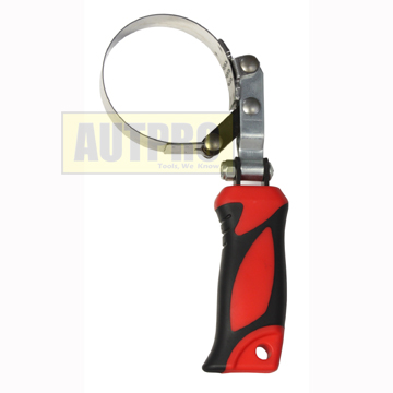 OIL FILTER WRENCH, SOFT GRIP