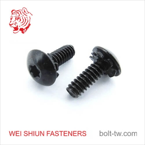 sems screw-lock washer screw-screw toothed washer