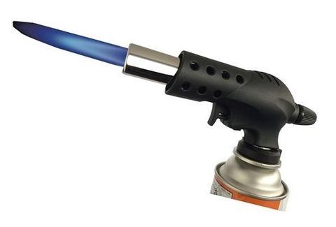 多功能可組裝式瓦斯噴槍頭-可調整火焰大小-方便攜帶
