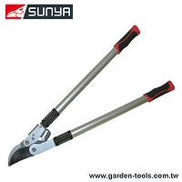 Bypass ratchet action loppers