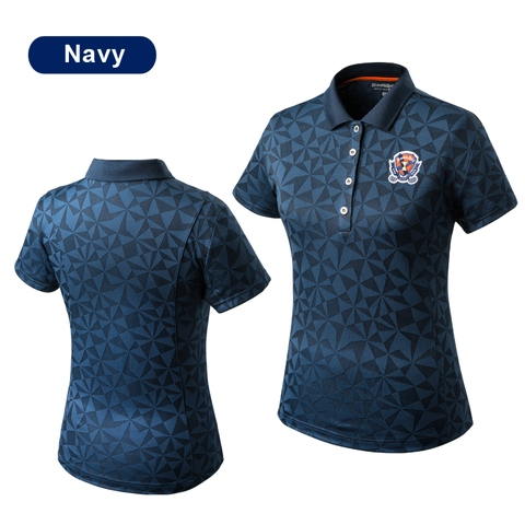 Polo Shirt,Lady,Sport,Golf,Jacquard