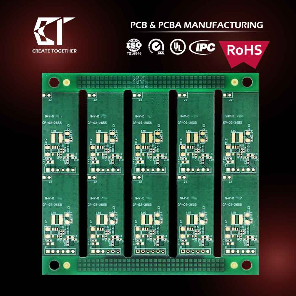 Taiwan Oem Customized Pcb Circuit Board Parts Of A