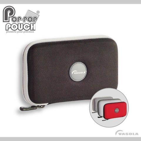 VASOLA- 2.5 Hard Disc Pouch
