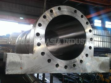 Skiving tube (Seamless tube with skiving machine)