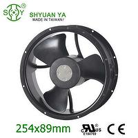 Large industrial exhaust cooling fan with ul