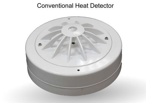 Conventional  Heat Detectors