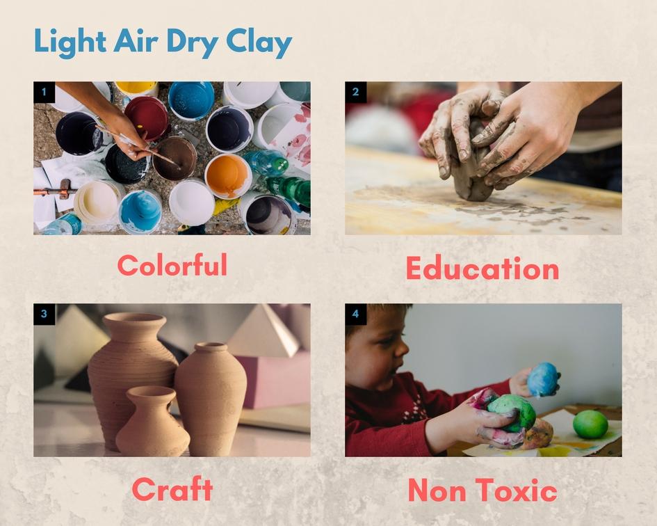 LYHSIN super light clay