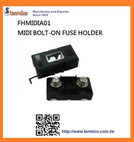 Taiwan Automotive Midi Waterproof Fuse Box Holder Taiwantrade