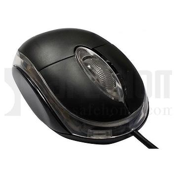 3-Key 1000 dpi USB Optical  Mouse