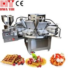 HY-910 Automatic Continuous Waffle Biscuit Maker Machine