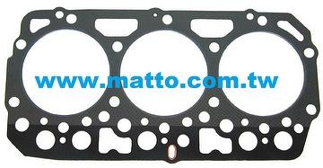 Taiwan engine gaskets HINO ED100 11115-1201 11115-1340